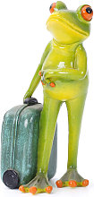 Rana Ornamento Statue Decor Divertente Desgin Rana