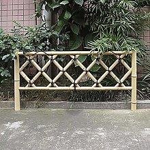 Recinzione Giardino Recinzione per Aiuole Bamboo