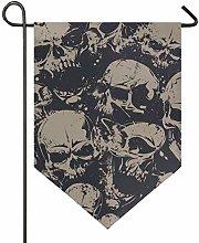 REFFW Banner da Giardinaggio bifacciale per