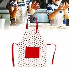 Rehomy, grembiule da cucina per bambini, da cucina