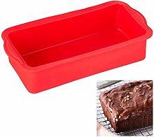 Relaxdays Stampo per Plum-Cake, in Silicone, per