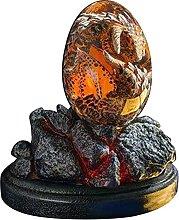 Resina Uovo di drago Sogno Cristallo Trasparente