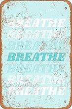 Respirare stagno look vintage 20 x 30 cm