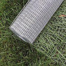 Rete metallica zincata per recinzione rotolo 1m x