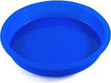 Reynolds - Teglia rotonda in silicone blu