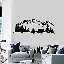 Rgzqrq Adesivi murali paesaggi Naturali Viaggi