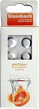 Ricarica 60 Pastiglie Per Tester Ph E Cloro