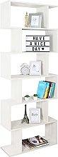 RICOO WM070-EP Scaffale 192x70x25cm Libreria alto