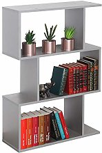 RICOO WM072-PL Scaffale 97 x 70 x 25 cm Libreria