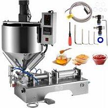 Riempitrice Elettrica Per Liquido Pasta 500ml