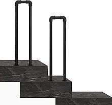 Ringhiera for scale Corrimano di transizione for