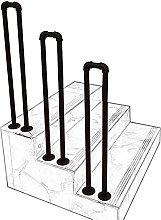 Ringhiera per scale Corrimano Gradini a forma di U