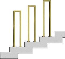 Ringhiera per scale per scale interne esterne,