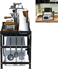 Ripiano microonde Estensibile Mensola per