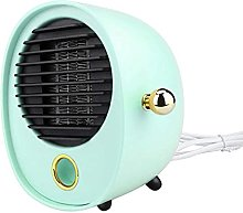 Riscaldatore di Spazio 500W Mini termoventilatore