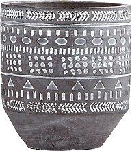 Rivet - Vaso per piante, da esterni e interni, in