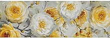 Rjyyll 5D Diamond Painting by Number Kit, Fiore