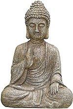 RNNTK Vintage Statua da Giardino Budda