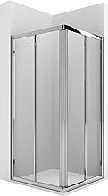 Roca AM 17607512-750 x 750-Box per piatto doccia