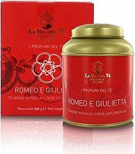 Romeo e Giulietta, Miscela di tè Verdi Profumata