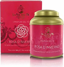 Rosa d'inverno, Miscela di tè Verde Bancha e