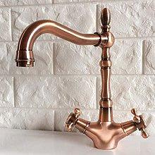 Rosso rame ottone cucina bagno vaso lavabo