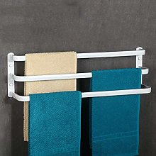Rotaie porta asciugamani montato su rack