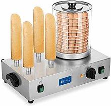 Royal Catering Hot-Dog Maker Macchina Hot Dog