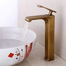 Rubinetti per lavabo Rubinetto per bagno a cascata