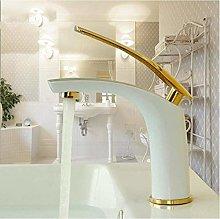 Rubinetti per lavabo Rubinetto per bagno in ottone