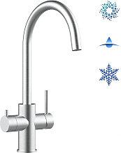 Rubinetto 5 vie per sistemi acqua