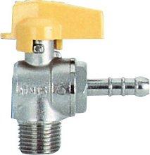 RUBINETTO A SFERA M-1/2 GAS GPL