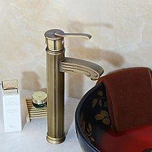 Rubinetto da bagno in ottone antico Rubinetto per