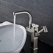 Rubinetto da cucina a doppia uscita rubinetto da
