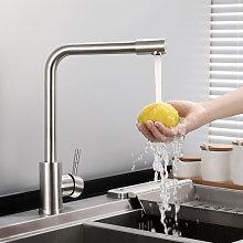 Rubinetto da cucina girevole a 360 °, rubinetto