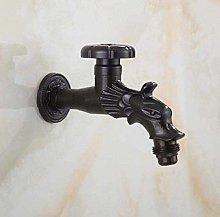 Rubinetto da giardino rubinetto in ottone bronzo