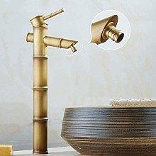 Rubinetto del rubinetto del bagno antico Rubinetto
