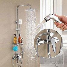 Rubinetto della doccia del rubinetto della cascata