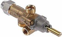 RUBINETTO GAS 21S Cod. 3348076
