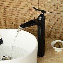 Rubinetto lavabo bagno rubinetto cascata rubinetto