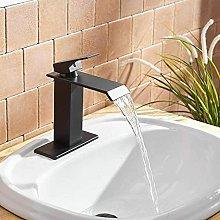 Rubinetto lavabo moderno monocomando lavabo bagno