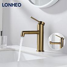 Rubinetto Miscelatore a Cascata con RGB LED per