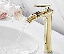 Rubinetto rubinetto cascata rubinetto bagno