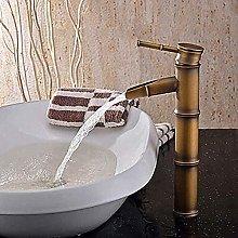 Rubinetto rubinetto per lavabo vintage Vaso in