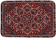 Ruchen Tappeto da bagno tribale persiano Boho