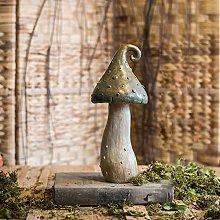 RUIXINLI Decorazioni da Giardino Foresta Ragazzo
