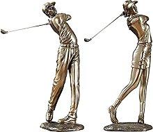 RUIXINLI Ornamenti Decorazione della casa Golf