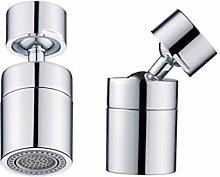 Rvest - Aeratore per rubinetto, testa girevole a