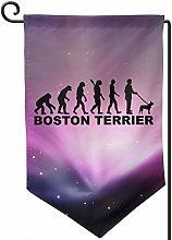 Rxi9s Boston Terrier Evolution - Bandiera da