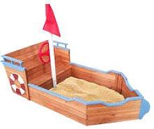 Sabbiera Barca 158x78x103 cm - Outdoor Toys